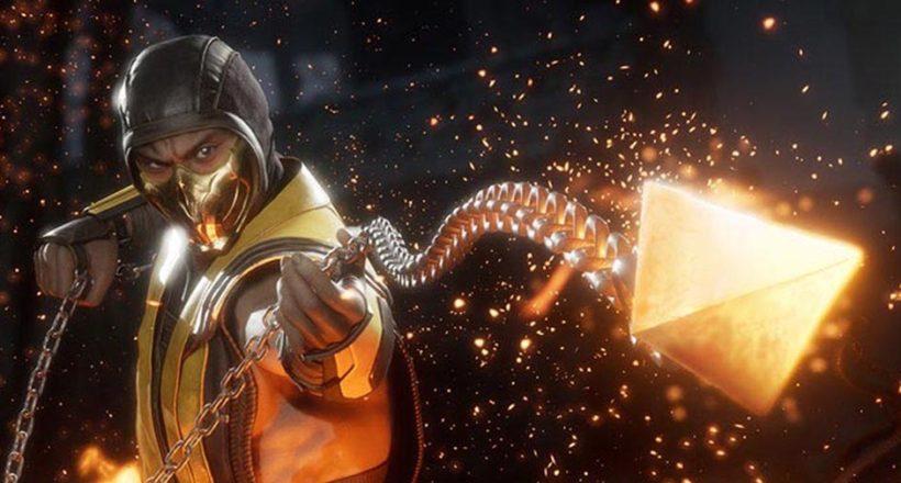 Mortal Kombat è disponibile da oggi su PS4, Xbox One, PC e Switch