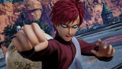 Jump Force, annunciati quattro nuovi personaggi di Naruto