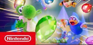Yoshi's Crafted World, annunciata la data di uscita su Nintendo Switch con un nuovo trailer
