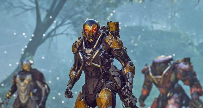 Anthem gratis su PS4, Xbox One e PC per gli abbonati a EA Access e Origin Access