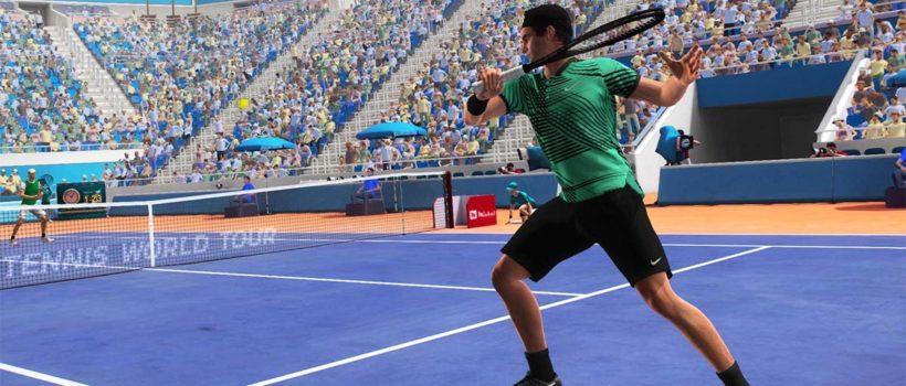 Tennis World Tour Roland-Garros Edition, un nuovo trailer annuncia Nadal e Mladenovic