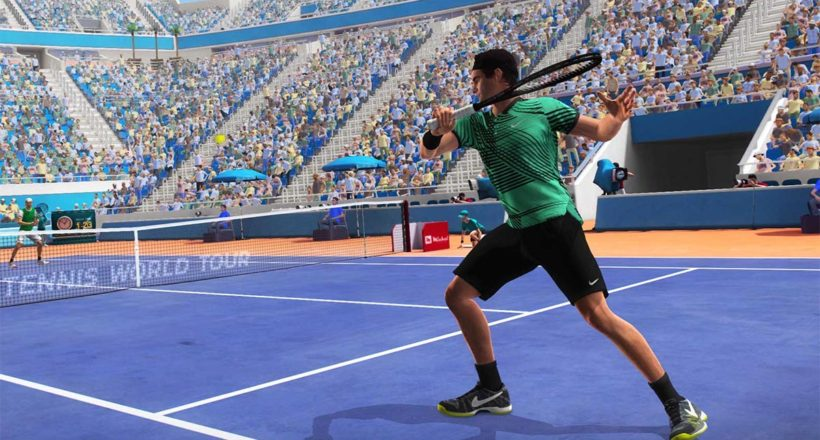 Tennis World Tour 2: svelate le competizioni ufficiali presenti su PS4, Xbox One, PC e Switch