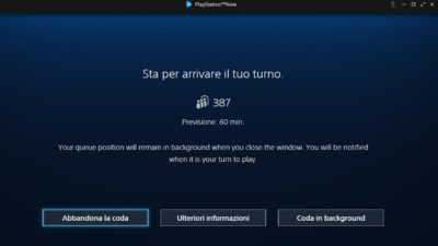 PlayStation Now, code interminabili per provare i giochi in streaming su PS4 e PC