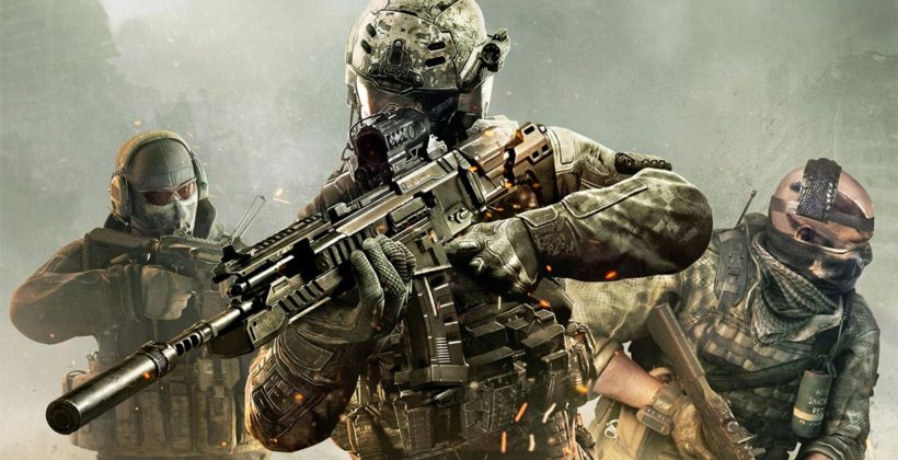 Call of Duty: Mobile disponibile gratuitamente per Android e iOS