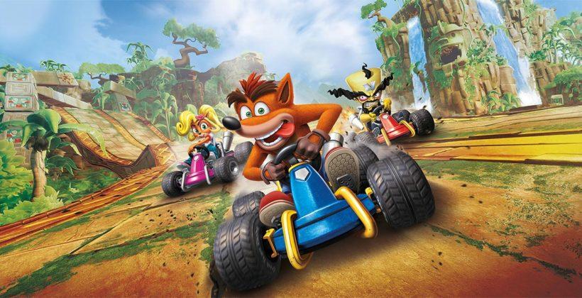 Crash Team Racing Nitro-Fueled arriva oggi su PS4, Xbox One e Switch