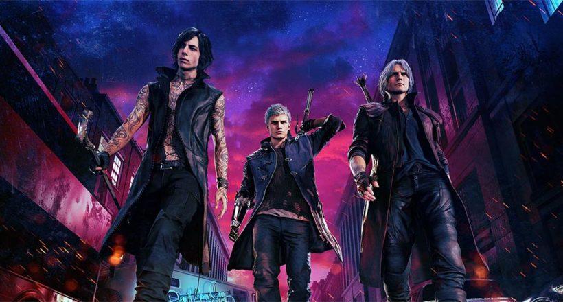 """Devil May Cry 5, svelata la data di uscita della nuova modalità """"Palazzo di Sangue"""""""