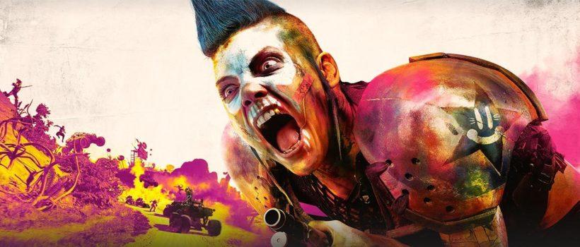 RAGE 2 si prepara all'uscita su PS4, Xbox One e PC con il nuovo trailer di lancio