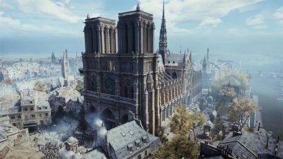 Ubisoft regala Assassin's Creed Unity su PC e chiede donazioni per Notre-Dame di Parigi