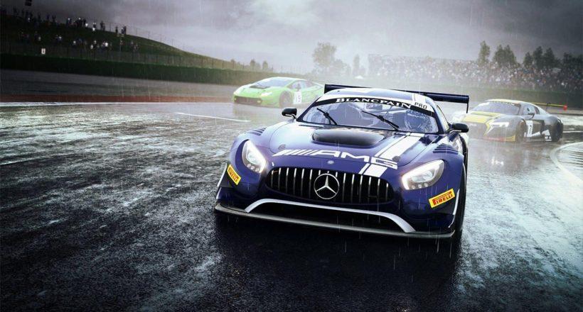 Assetto Corsa Competizione, disponibile l'aggiornamento che introduce la season 2019 della Blancpain GT Series