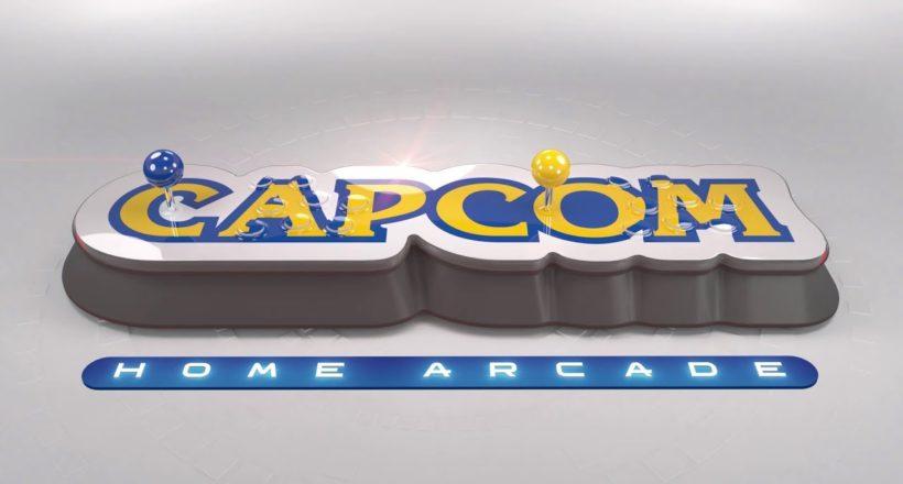 Capcom Home Arcade: la console con 16 giochi storici è ora disponibile