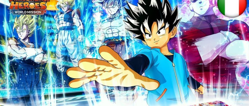 Super Dragon Ball Heroes: World Mission, un trailer annuncia l'uscita di una demo gratuita