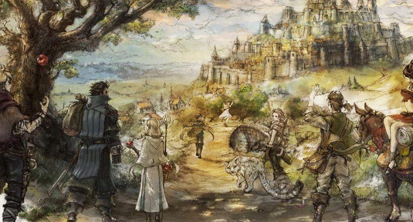 Octopath Traveler arriva in Final Fantasy Brave Exvius fino al 5 settembre