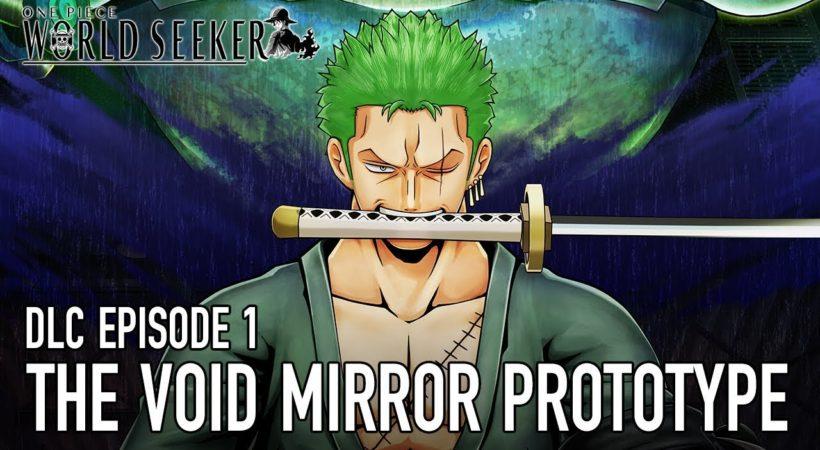 One Piece World Seeker, il primo DLC introduce il personaggio di Roronoa Zoro