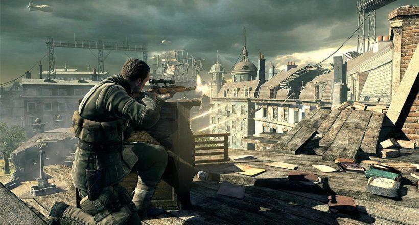Sniper Elite V2 Remastered, annunciata la data di uscita su PS4, Xbox One e Nintendo Switch