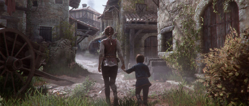 """A Plague Tale: Innocence si prepara all'uscita su PS4, Xbox e PC con il nuovo trailer """"Mostri"""""""