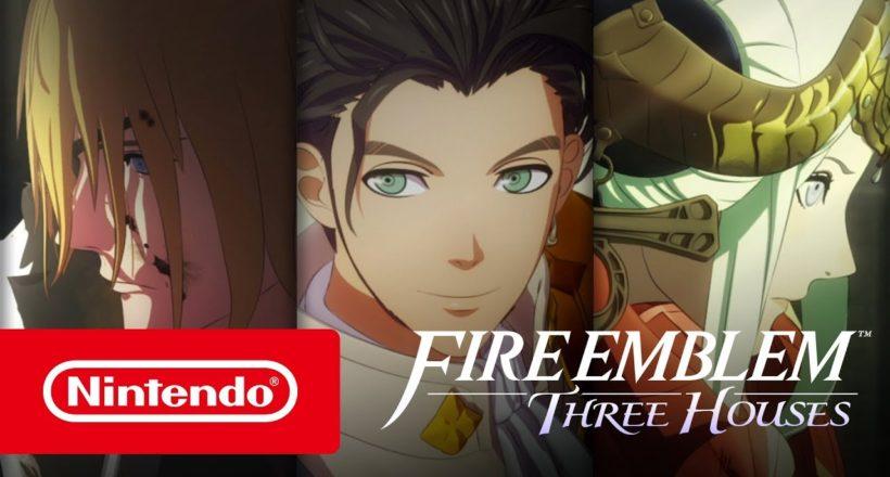 Fire Emblem: Three Houses, il nuovo trailer annuncia la data di uscita su Nintendo Switch