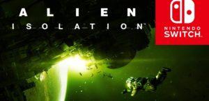 Alien: Isolation arriva anche su Nintendo Switch, ecco il primo trailer