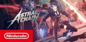 Astral Chain, svelata con un trailer la data di uscita del nuovo titolo dei PlatinumGames