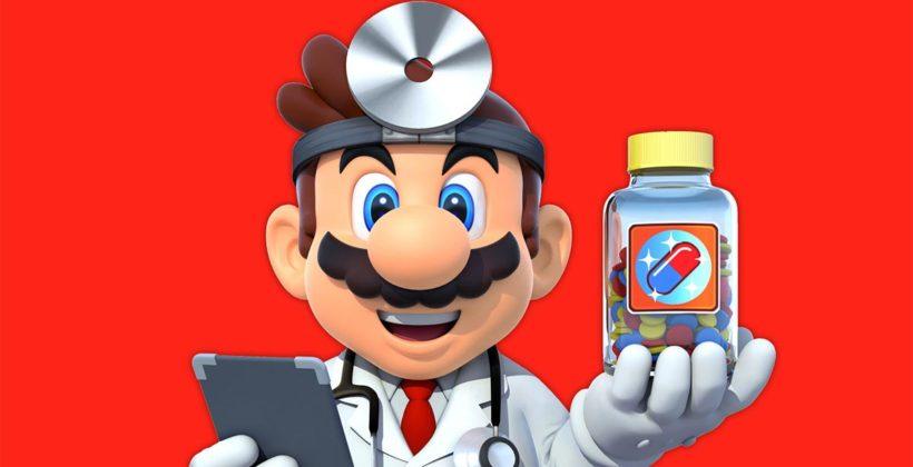 Dr. Mario World arriva su iOS e Android, aperti i preordini
