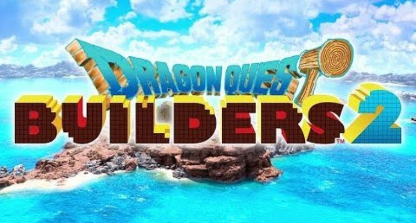 Dragon Quest Builders 2 è finalmente disponibile anche su STEAM
