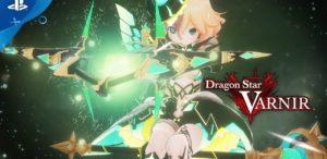 Dragon Star Varnir è ora disponibile in versione fisica in Europa per PlayStation 4