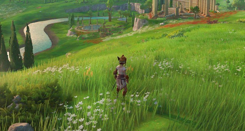 Immortals Fenyx Rising, ecco trailer e dettagli del nuovo action RPG di Ubisoft sulle orme di Zelda