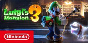 Luigi's Mansion 3 si mostra con un nuovo trailer, ma ancora niente data di uscita