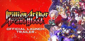 Million Arthur: Arcana Blood, il nuovo picchiaduro 2D è ora disponibile su STEAM