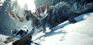 Monster Hunter World: Iceborne, venerdì arriva la beta su PlayStation 4