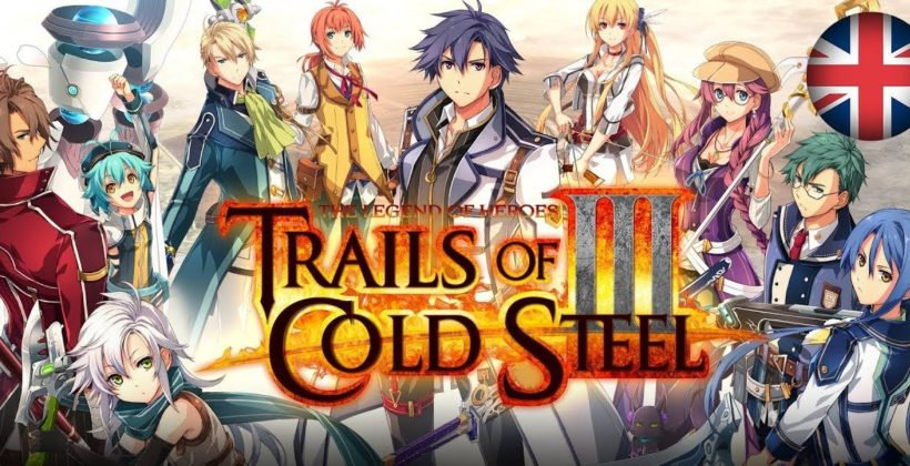 The Legend of Heroes: Trails of Cold Steel III rimandato ad ottobre 2019