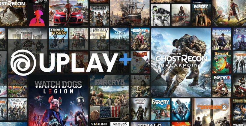 Uplay+ è ufficiale: arriva il servizio in abbonamento di Ubisoft con accesso ad oltre 100 giochi su PC