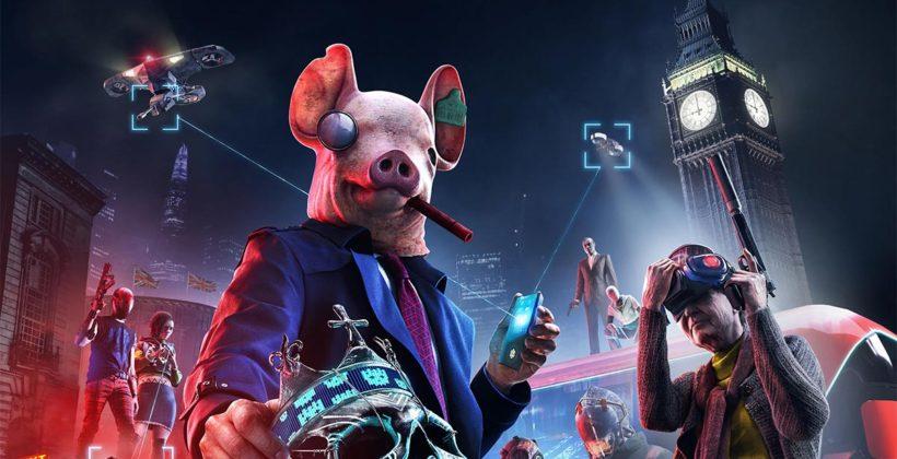 Watch Dogs Legion annunciato per PS4, Xbox One e PC: ecco il gameplay e tutti i dettagli