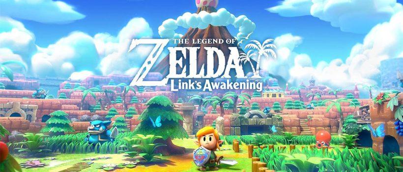 The Legend of Zelda: Link's Awakening, aperti i preordini su Amazon con uno sconto del 10%