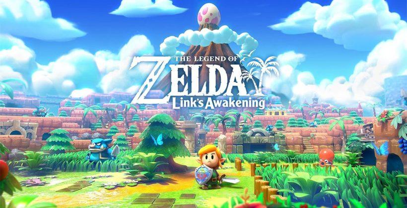 The Legend of Zelda: Link's Awakening, aperti i preordini su Amazon con uno sconto del 20%