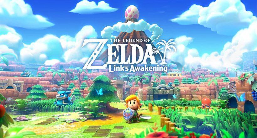 The Legend of Zelda: Link's Awakening, ecco il gameplay trailer e le novità dal Nintendo Direct