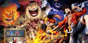 One Piece Pirate Warrior 4: ecco il nuovo gameplay trailer dalla Gamescom 2019