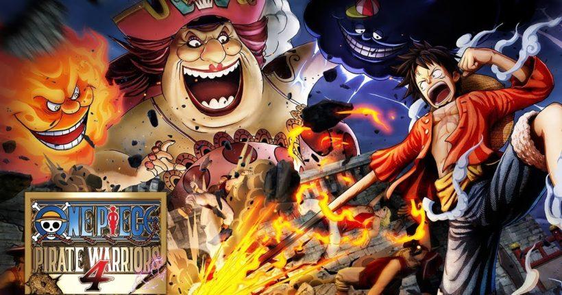 One Piece Pirate Warriors 4 annunciato per PS4, Xbox One, Switch e PC: ecco il primo trailer