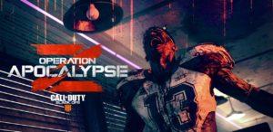 """Call of Duty: Black Ops 4, disponibile la nuova stagione """"Operazione Apocalisse Z"""""""