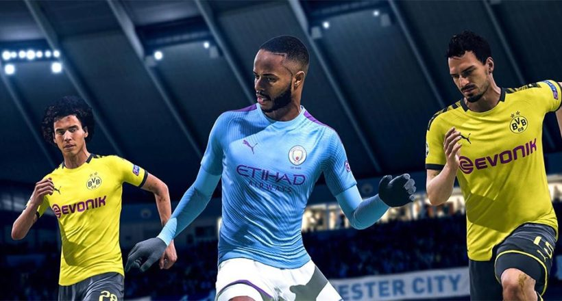 FIFA 20 in offerta su Amazon a tempo al prezzo più basso di sempre