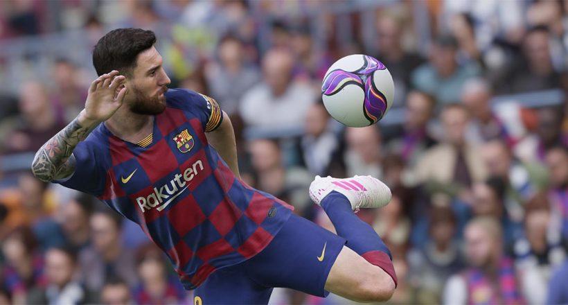 eFootball PES 2020: disponibile l'aggiornamento gratuito UEFA Euro 2020