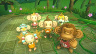 Super Monkey Ball, arriva la collaborazione con Fall Guys: Ultimate Knockout