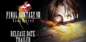 Final Fantasy VIII Remastered: ecco la data di uscita su PS4, Xbox One, PC e Nintendo Switch
