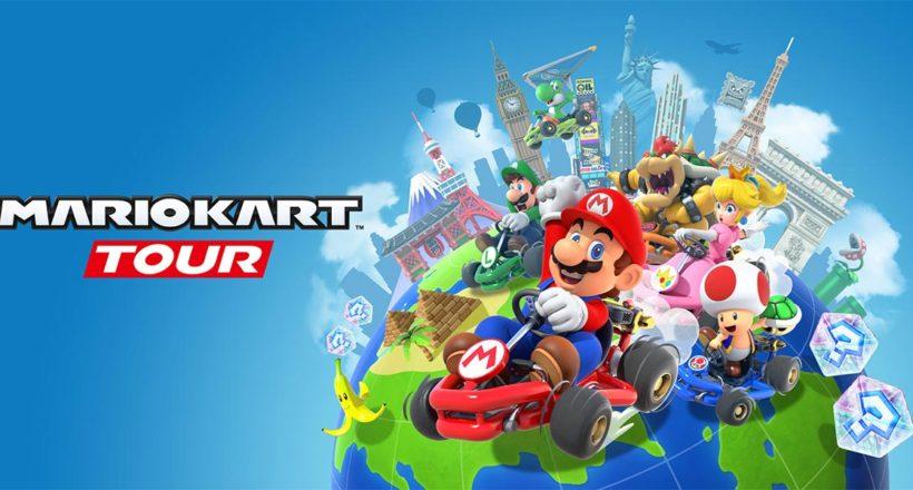 Mario Kart Tour, annunciata la data di uscita su iOS e Android con un nuovo trailer