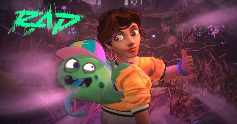 RAD: ecco il trailer di lancio del nuovo rogue-like d'azione per PS4, Xbox One, PC e Switch