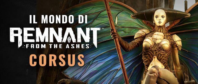 Remnant: From the Ashes, il nuovo video ci presenta il pianeta ghiacciato di Corsus