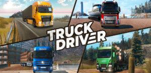 Truck Driver arriva su Epic Games Store: la data di uscita è fissata per il 27 maggio