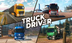 Truck Driver: a grande richiesta arriva il supporto per il  volante su PS4 e Xbox One