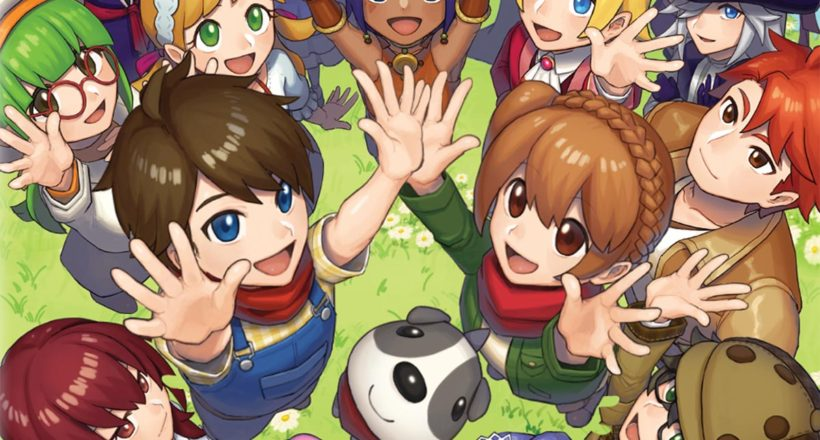 Harvest Moon: Light of Hope Special Edition Complete arriva su PS4 e Switch ad ottobre