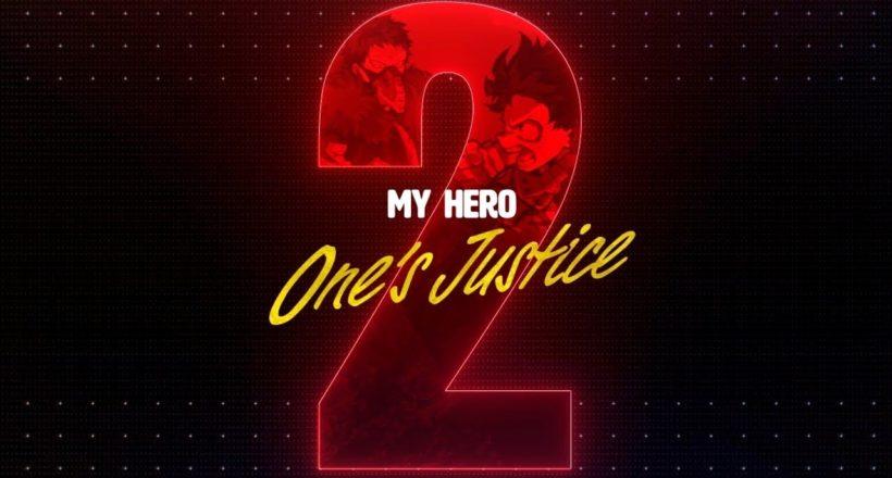 My Hero One's Justice 2 annunciato per PS4, Xbox One, Switch e PC