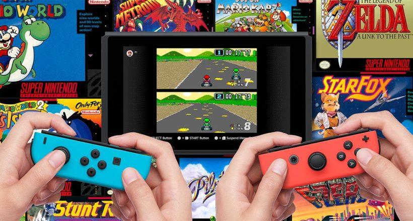 Giochi SNES su Nintendo Switch Online: la mossa giusta al momento giusto